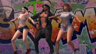 Second Life- Flava Dance