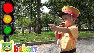 Em Là Công An Tí Hon - Nhạc Thiếu Nhi Sôi Động (Bé Su Hào) | BaBaTV