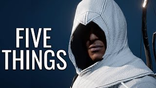 5 Things Assassin's Creed Origins Did Wrong... (Spoilers)