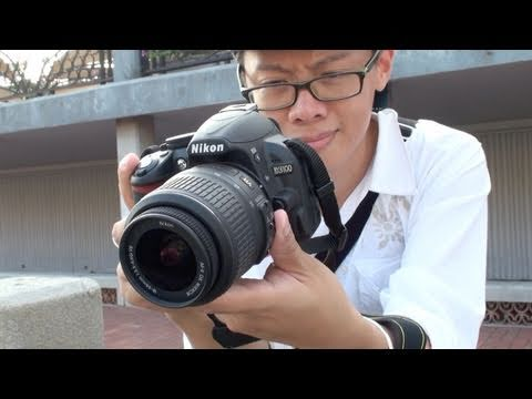 Nikon D3100 - best entry-level DSLR?