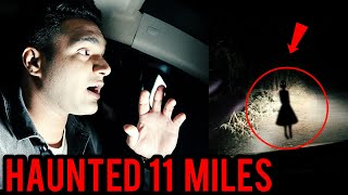 Playing The 11 Miles Haunted Ritual | Ankur Kashyap Vlogs