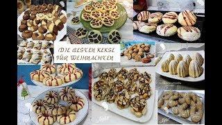 Die Besten Kekse für Weihnachten I the best recipe for christmas
