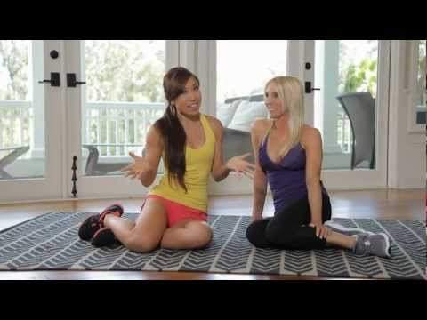 1 Min AB CHALLENGE with Valerie Waters!