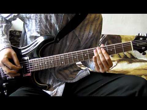Dżem - List Do M (Solo 1) - Lekcja Gitarowa
