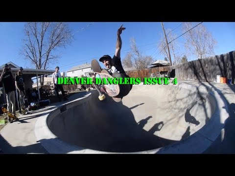 LOWCARD - Denver Danglers Issue 4