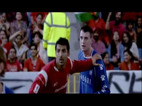 Dhan Dhana Dhan Goal - John Abraham Is A Football Champ Hd video