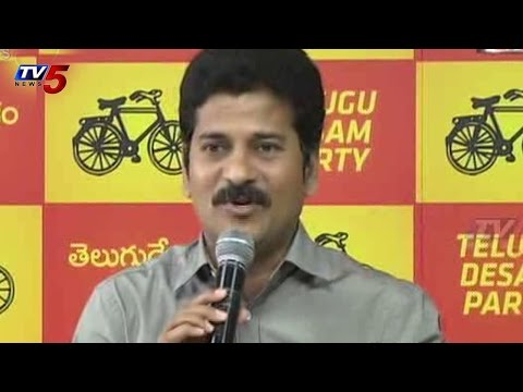 Revanth Reddy Punch Dialogues on KCR