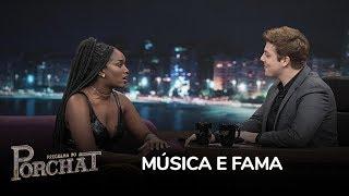 download musica IZA conta como lida com a fama e assédio dos fãs