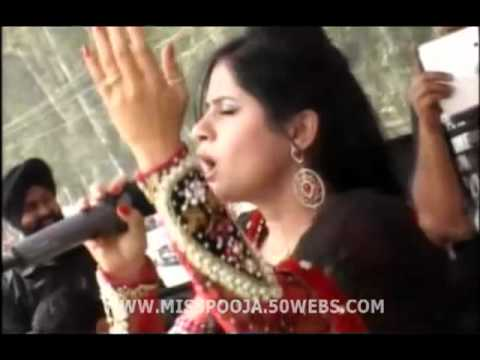 Miss Pooja Live At Kamiana (fdk), Pb, India Held On Mar 04, 2012 Part 1 video