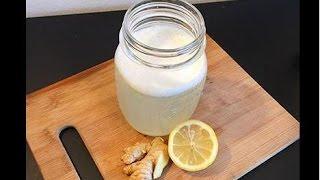 Jus Lobak Dicampur Lemon, Madu dan Jahe Ampuh Atasi Banyak Masalah Kesehatan