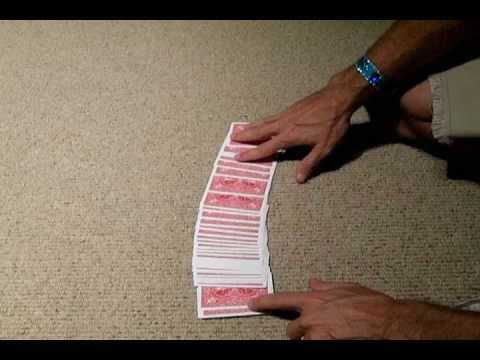 The Best Card Trick In The World!