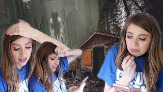 THEY STAYED IN A REAL HAUNTED CABIN | Reading YOUR Paranormal Stories