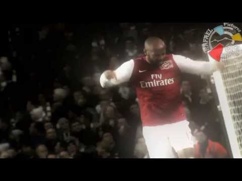 Thierry Henry The King is BacK /HD/