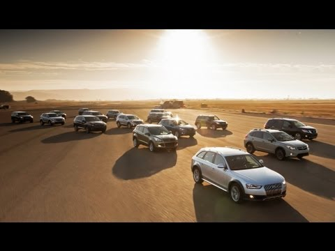 Behind the Scenes of 2013 SUV of the Year - Wide Open Throttle Episode 36