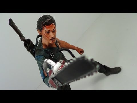 Evil Dead 2 Hero Ash NECA Figure Review