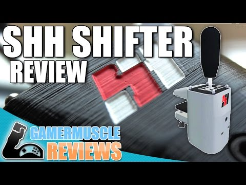 SHH SHIFTER REVIEW - H and sequential driving simulator shifter for PC