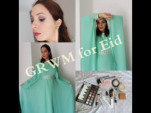 [MAKEUP/OOTD] GET READY WITH ME #19 : ♥ Eid ♥