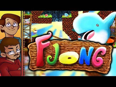 Let's Try Fjong - Totally Optimized For 16:9 Screens