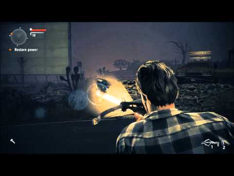 Alan Wake's American Nightmare - Mr. Scratch is a Prick - Part 9 Nightmare Difficulty