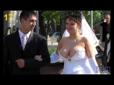 Свадебные приколы. Пьяные невесты.