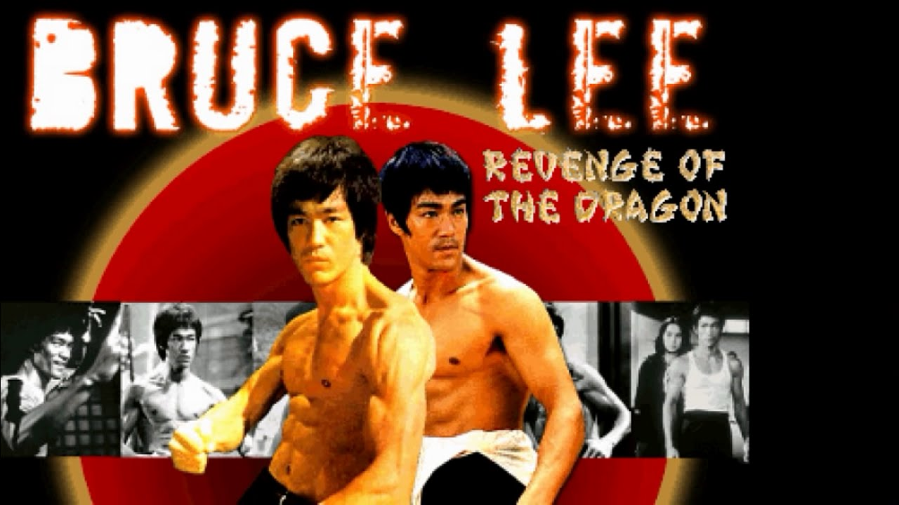 Master of bruce lee movie