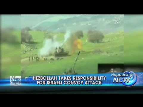 Psalm 83 : Israel strikes back after Hezbollah rocket attack on the Golan Heights (Jan 29, 2014)