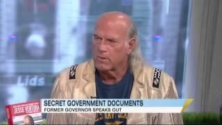 Former Governor Jesse Ventura Picks Fight With Feds Over 9/11