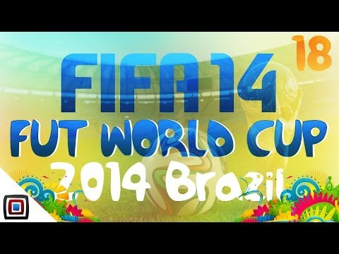 FIFA 14 - FUT World Cup 2014 Brazil - Dramatic Late Falcao Winner! - #18