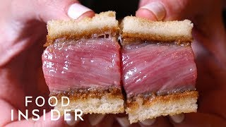 Why This Wagyu Sandwich Is Worth $85