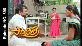 Savithri | 27th June 2017 | Full Episode No 698 | ETV Telugu