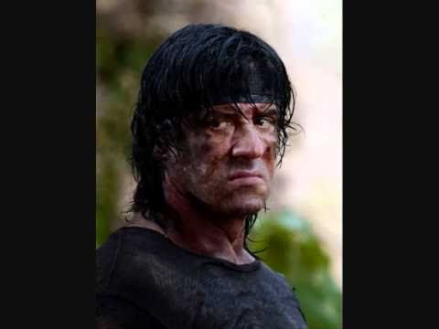 JOHN RAMBO Themesong .. It's a long road [ instrumental ] Music Videos