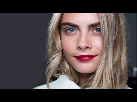 The Perfect Brow: Charlotte Tilbury's Makeup Masterclass | NET-A-PORTER.COM