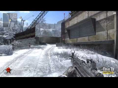 Black Ops: Map Jumps and Spots - Array
