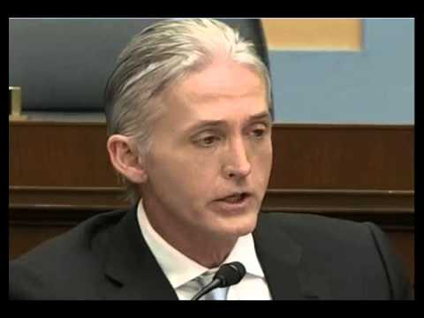 Trey Gowdy rips into Homeland Security Secretary Jeh Johnson