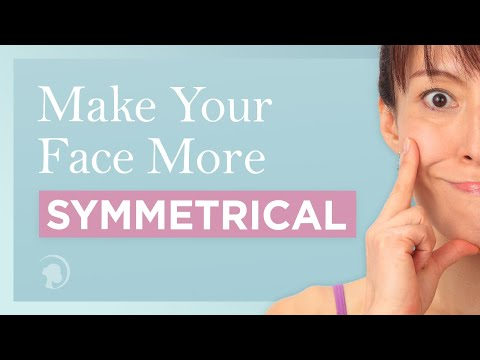 How to Get a Symmetrical Face http://faceyogamethod.com/ - Face Yoga Method