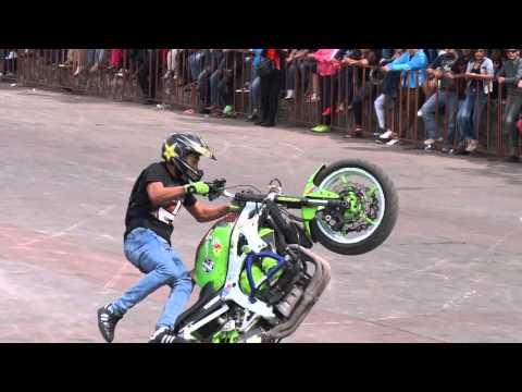 Cesar stunt