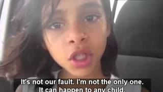11 Year Old Yemeni Girl Nada Al Ahdal Flees Home to Avoid Forced Marriage  I'd Rather Kill Myself
