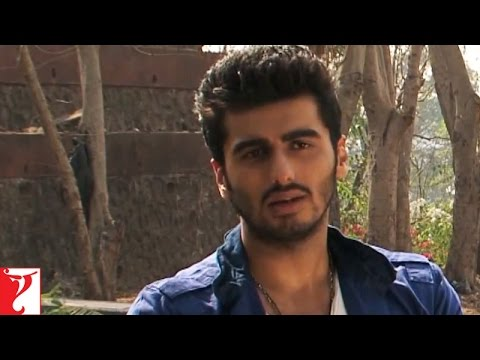 Arjun Kapoor - Talks On The Title Track - Ishaqzaade