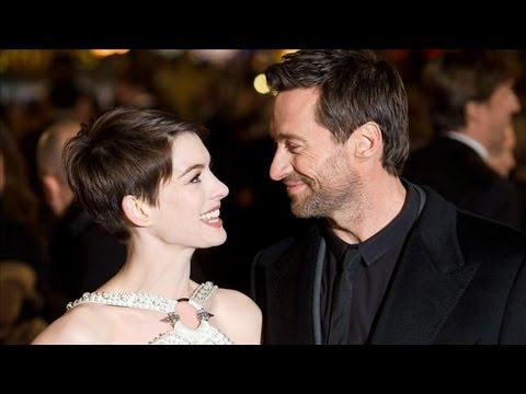 Stars Shine at 'Les Miserables' London Premiere