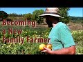 Becoming a New Family Farmer