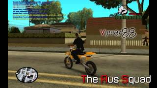 TheAusSquad: Custom Bike Map on GTA SA