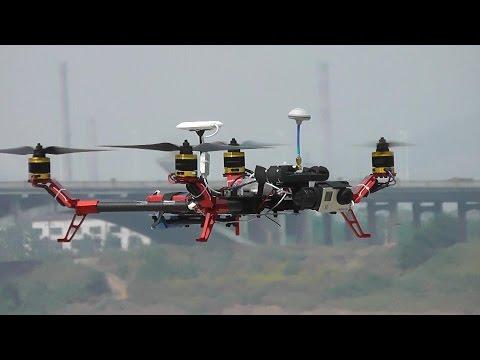 Flycker Quad High Altitude flight and fatal crash