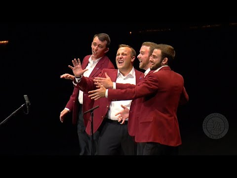 The Aggienizors - Goodbye, My Coney Island Baby/We All Fall Medley / Come Fly with Me