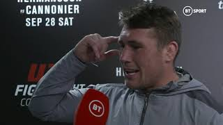 """It hurt a lot for a while!"" Darren Till reflects on Masvidal defeat and looks ahead to Gastelum"