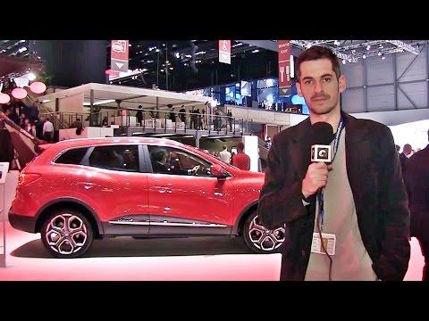 SUV y Crossovers del Salón de Ginebra 2015 - coches.net - Geneva International Motor Show