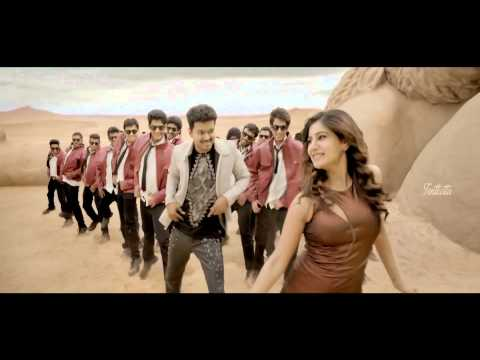 Aathi | Kaththi | Video Song | 1080p Fullhd video