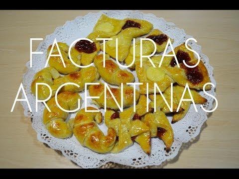Receta Facturas Argentinas/Bollería Casera | Fácil y Económico - CocinaconVero #14