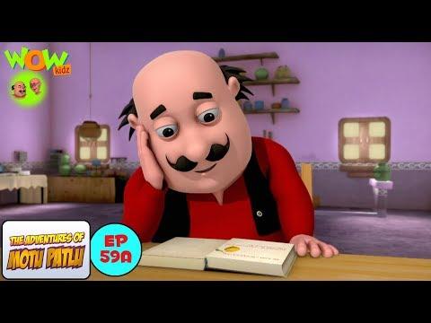 Chotu Ka Home Work - Motu Patlu in Hindi thumbnail