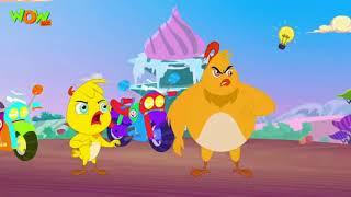 Cuộc rượt đuổi của cáo và gà #8 - ANT TV