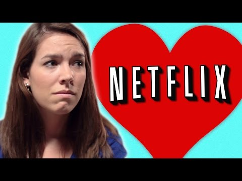 5 Signs You're Dating Netflix
